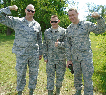 Airmen Supporters - TAC Volunteers