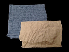 Reclaimed Cotton Blanket Cloth